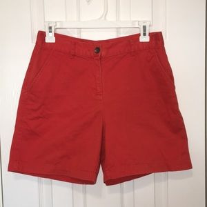 Ralph Lauren Shorts in Orange